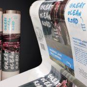 Plain Printing Rewind Services