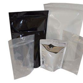 Stock Packaging Bags